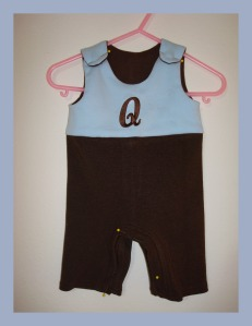 Quinn Baby Outfit