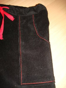 Front Pant Pocket